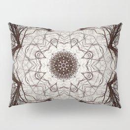Vintage kaleidoscope Pillow Sham