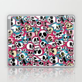 Skullz Laptop & iPad Skin