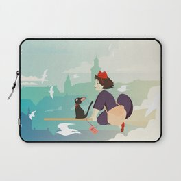 Delivery Service Laptop Sleeve