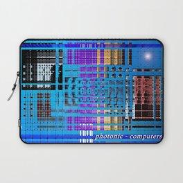 Photonic computers. Laptop Sleeve