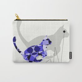 Cat Eye Carry-All Pouch