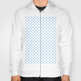 Dots (Azure/White) Hoody