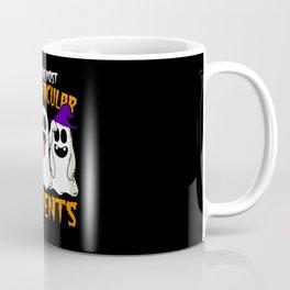 I Have the Most Spooktacular Students Cute Teacher Coffee Mug