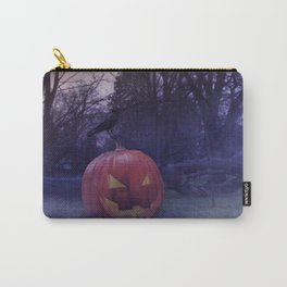 The pumpkin and the crow Carry-All Pouch