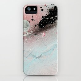 Negative Sky iPhone Case