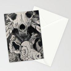 Little Pig, Let Me In Stationery Cards