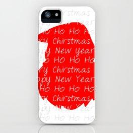 St. Nick  iPhone Case
