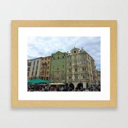 Innsbruck, Austria Framed Art Print