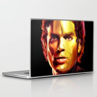 dexter Laptop & iPad Skins featuring Dexter by Zola