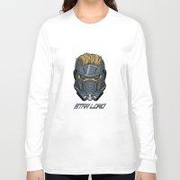 star lord Long Sleeve T-shirts featuring Star Lord by Toraneko