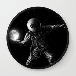 Moonlotov Wall Clock