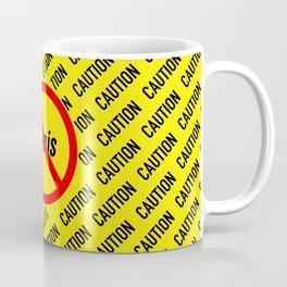 Cock Blocking Coffee Mug