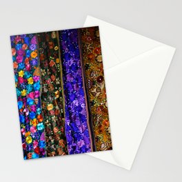 mexican art Stationery Cards