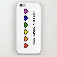 All Lives Matter iPhone & iPod Skin