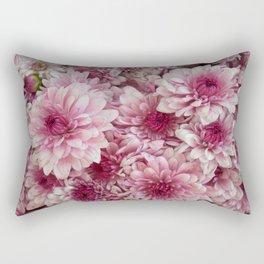 Dead Pink Rectangular Pillow