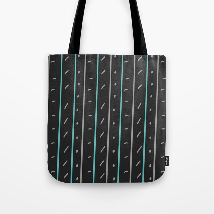Black series 010 Tote Bag