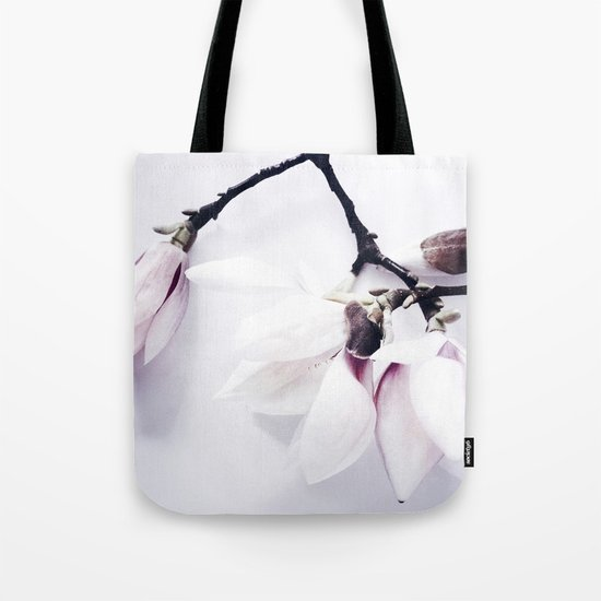 Magnolia Love Tote Bag