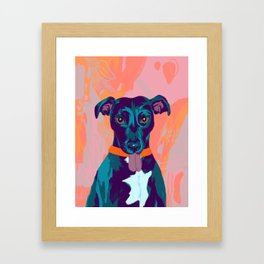 Lady Tala Framed Art Print