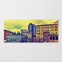 ohio Canvas Prints featuring Ohio by David Lowell