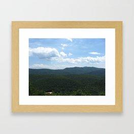 Sherando Framed Art Print