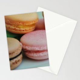 More macarons please Stationery Cards