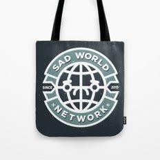 SAD WORLD NEWS NETWORK Tote Bag