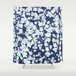 flower pattern 1 Shower Curtain