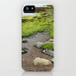 Slippery Path iPhone Case