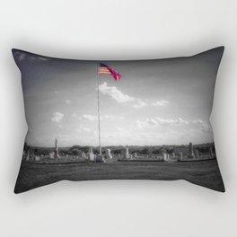 Gone But Not Forgotten Rectangular Pillow