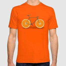 Zest (Orange Wheels) T-shirt