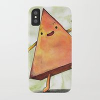 pyramid iPhone & iPod Cases featuring Pyramid by Pumpkin Snipes