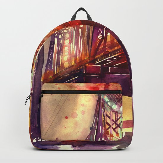 Queensboro Bridge Backpack