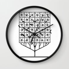 Tree Collection -2 Wall Clock