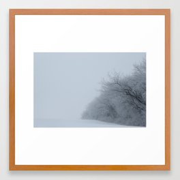The Air Framed Art Print