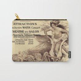 Expo Commerce Paris 1893 Carry-All Pouch