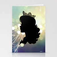 silhouette Stationery Cards featuring Silhouette by Urlaub Photography