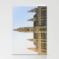 vienna Stationery Cards featuring Rauthaus   Vienna by Carrie Baker