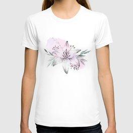 Lilium & Eucalyptus T-shirt