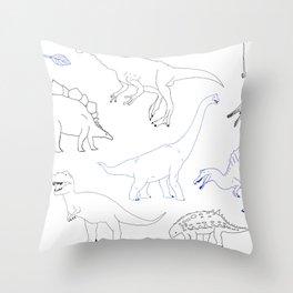 Maldita Religión Throw Pillow