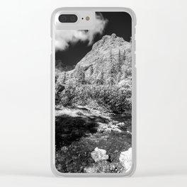 Biberwier, Austria Clear iPhone Case