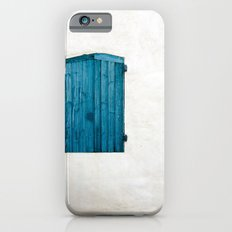 Old blue store Slim Case iPhone 6s