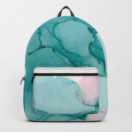 Teal #1 Backpack