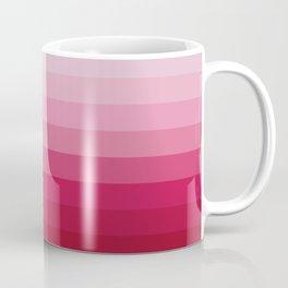 WINE RED GRADIENT Coffee Mug