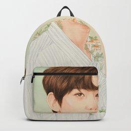nurture. growth. [baekhyun exo] Backpack