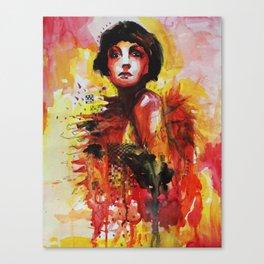 Fierté Canvas Print