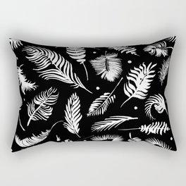 Minimalistic digital painting Rectangular Pillow