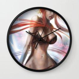 yoko gurren Wall Clock
