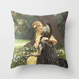 Hades & Persephone Throw Pillow