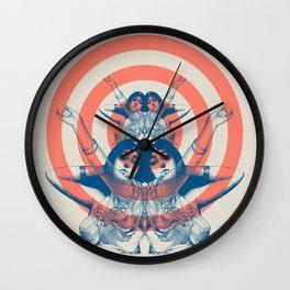 Space Ritual Wall Clock