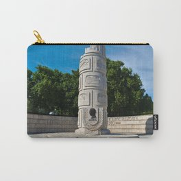 Duarte Pacheco Monument in Loule Carry-All Pouch